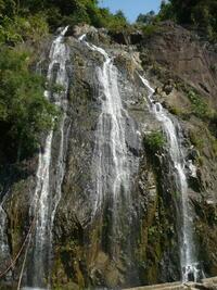Wasserfall in Vietnam