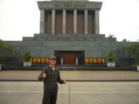 Angekommen in Hanoi